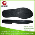suelas de goma para la fabricación de calzado de mujer