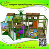 Indoor Playground Soft Plastic Castle Playhouse 1-18Y