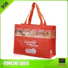 laminate Polypropylene woven shop bag