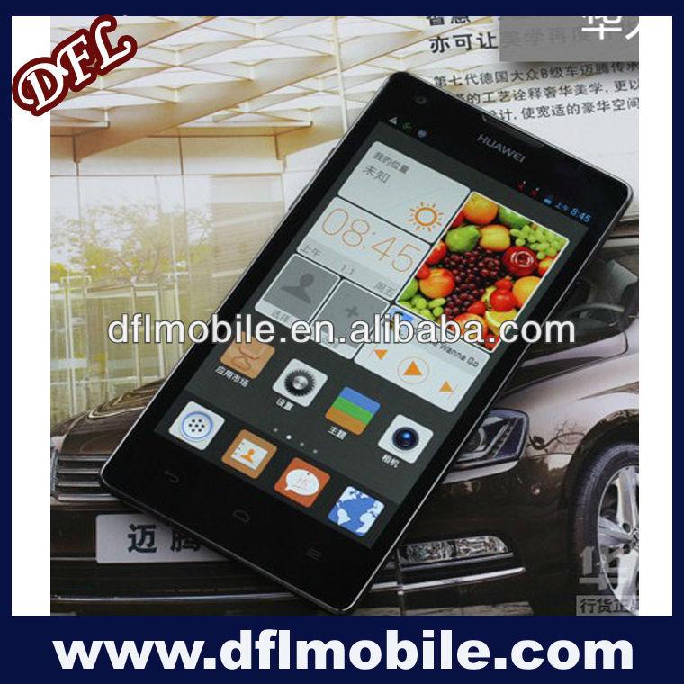 Original HUAWEI G700 mobile phone 5.0inch 3G GPS smart mobile phone