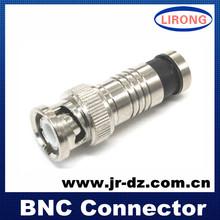rg-58 rg-59 Rg-6 Compression BNC Crimp Connector