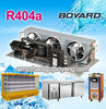 r22 r404a rotary horizontal compressor for refrigerator freezing condensing unit