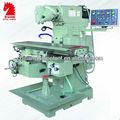 xq6232 universal cabezal giratorio de la máquina de fresado de lubricación