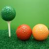 Orange golf