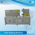 Tubo cosmético máquinadesello/pasta de dientes de la máquina de sellado de alta velocidad