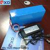 KXD safety performance UPS lifepo4 battery pack 48v 15Ah