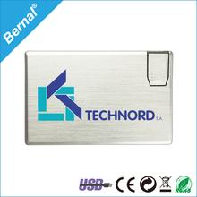 TOP Selling Classic cheap metal usb business card (BN-U023)