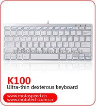 2.4g mini wireless keyboard usb