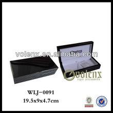 High Glossy Decorative Display Black Pen in Gift Box(SGS&BV)