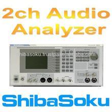 ShibaSoku AM51C 2 channel Audio Analyzer for hifi audio system