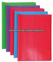 PVC JACKET FOR EXERCISE BOOKS