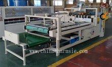 GIGA LXPM-307 Semi-automatic Carton Glue Machine automatic carton gluing machine