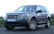 2008 Land Rover Freelander 2.2 Td4 HSE 5dr Diesel Auto