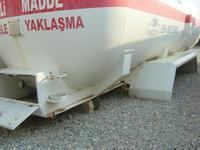 Used 100 LPG Truck Tankers