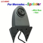 2014 New Mercedes Benz Sprinter bus and truck rearview camera for Van