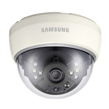 SS73 - SAMSUNG SCD-2020RP 600TVL INTERNAL INFRARED DOME CCTV CAMERA 12VDC