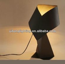2014 hot modern stainless steel table lamp YT15B