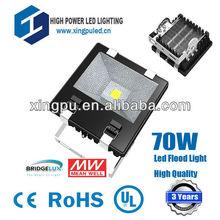 Hot sale 70W Led floodlight, outdoor led light, 3 years warranty