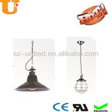 waterproof outdoor pendant light