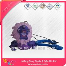 Small Plastic Wild Animal Figurine Toy