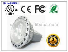 12v/24v mr16 5w ul smd high lumens cast aluminum gu5.3 sharp mr16
