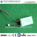 Haute capacité batterie lipo 2s lion. 7.4v 800 mah. 15c lipo pour la voiture/monster truck