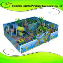 Plastic Soft Indoor Playsets For Toddler 1-20J