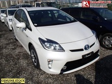 Stock#34632 TOYOTA PRIUS S USED CAR FOR SALE [RHD][JAPAN]