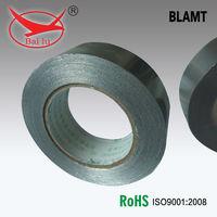 Cable Wrapping Film Hotmelt Self adhesive Aluminum Foil Tape