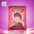 High quality private label red hair color samples