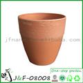decore jardim potes plásticos para a planta