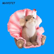 Charming pink rat ladies First Communion Souvenir