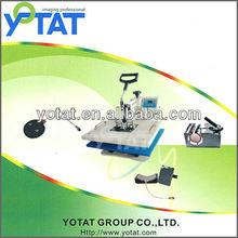 combo T-shirt heat press machine / combo heat transfer printing Machine