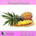 100% natural enzima bromelina pó