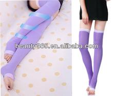 Leggings Sleep socks Pressing Germa Sleeping Beauty Leg ladies slim sexy legs socks