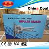 FKR-200/300/400 Portable direct heat sealer /clamp sealer