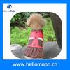 fashionable beautiful high quality beautiful pet dog clothes/dress