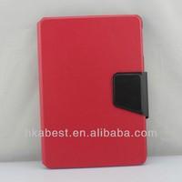 Fashion Style Leather Case for iPad Mini, for iPad mini PU leather Cover,2014 Hot selling Version