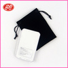 Promotional Bags Velvet Pouch for Power Bank