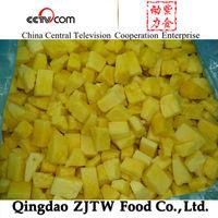 KOSHER Certified Frozen Pineapple Cut