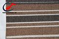 De lino look 100% de poliéster sofá de la tela textil de china tg005