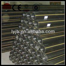 High Density Polyethylene HDPE Black Gas Pipeline