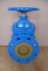 DIN3352 F4 Non-rising stem gate valve