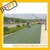 Roadphalt color orange modified asphalt bitumen