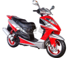 EEC/EAP Approved 50CC Gas Motor Scooter Equipped with Cheap Prices