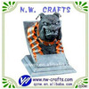 Novelty resin dog trophy ornament statues for home decoration