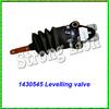 Superior quality auto accessories OE NO 1430545 Scania truck parts air suspension valve