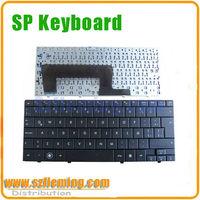 Laptop keyboards for hp mini 1000 700 layout spanish laptop keyboard