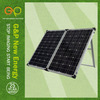 G&P Foldable Monocrystalline solar panel 140W with PMW or MPPT controller