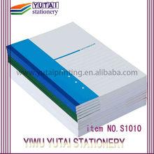 Yutai wholesale 2014 business button diary